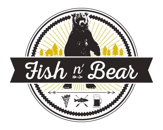 Logo Fish n' Bear