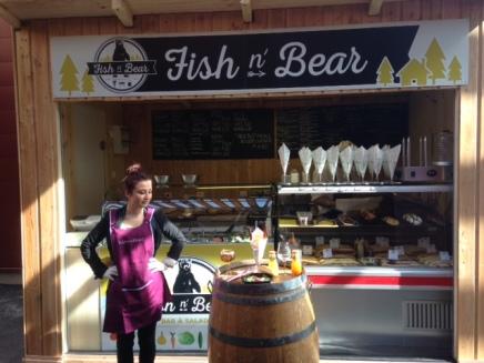 Photo food truck Fish n' Bear