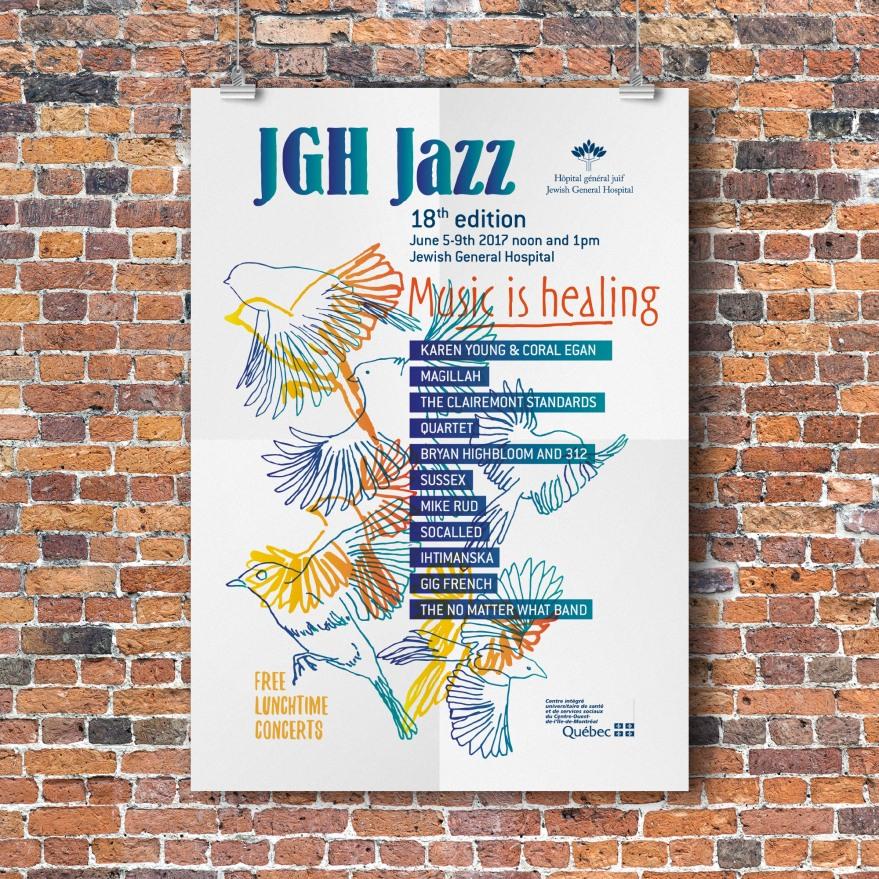 Affiche JGH Jazz